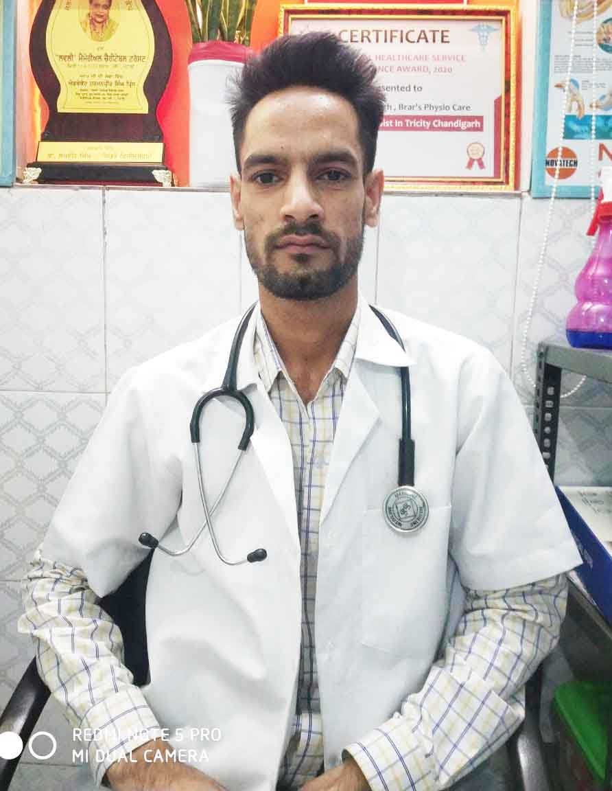Team Member - Brar Physio Care
